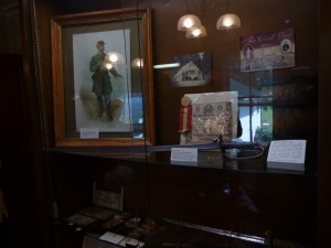 What Southern museum is not without Civil War memorabilia.
