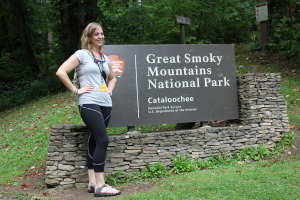 An easy ride over to the Great Smoky Mountains National Park can be done from the Lake!