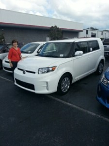 At 18-K MSRP the XD Scion is a very comfortable and nimble useful, yet sports-like vehicle for young and old!