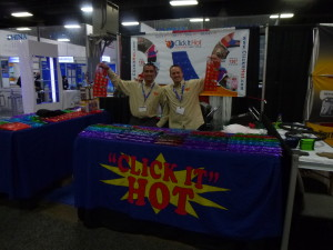 Dave and Gary know how to warm up your lives. See them at booth 836 at Raleigh Convention Center!