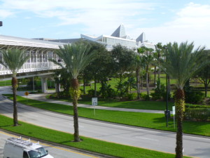 Southern Section of the Orange County Convention Center!