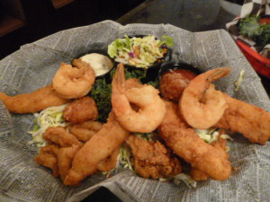 A lip smacking series of seafood here!