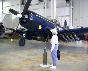At the Alabama Air Museum!