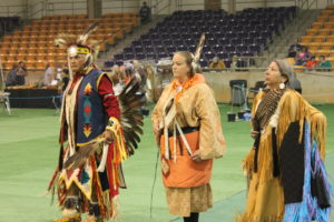 Dances were a great part of the Pow Wow. They signified the relationship to earth, sky and all things in nature.