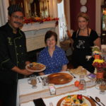Mono and JoAnn,  Page House Owner-Operators put together a memorable breakfast repast. Finer host will be hard to find!!
